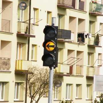 Sygnalizacja na skrzyżowaniu ul Wyszyńskiego i Tysiąclecia zostanie wkrótce uruchomiona
