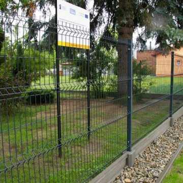 PSP3 w Radomsku zyskała nowe ogrodzenie. Będzie bezpieczniej