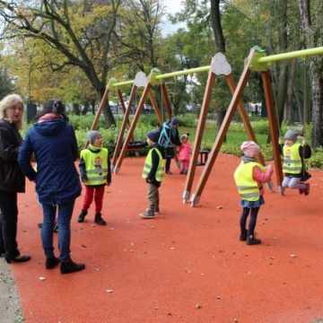 Park Świętojański w Radomsku oficjalnie otwarty