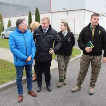 Harcerze proponują nazwę dla nowego ronda w Radomsku