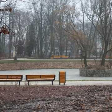 Rewaloryzacja parku Świętojańskiego zakończona