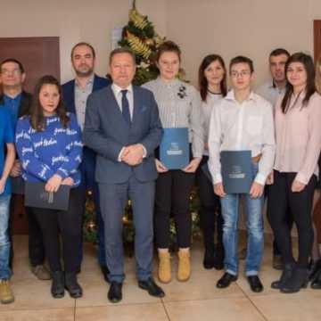 Powiat nagrodził najlepszych sportowców