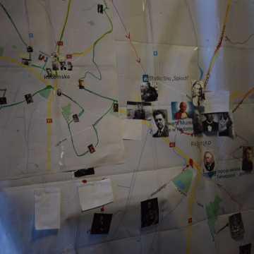 Mapa Pamięci. Pierwszy tydzień projektu już za nami