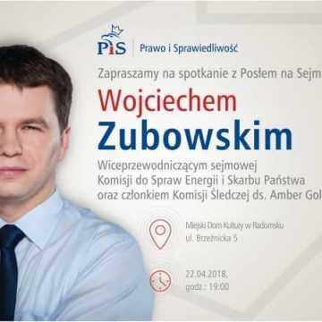 Spotkanie z Wojciechem Zubowskim