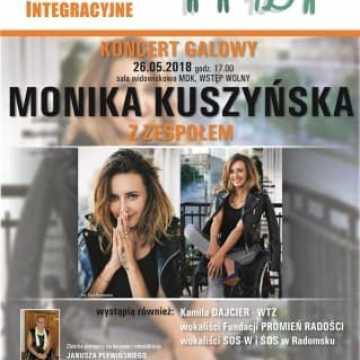 Koncert galowy Radomszczańskich Spotkań Integracyjnych