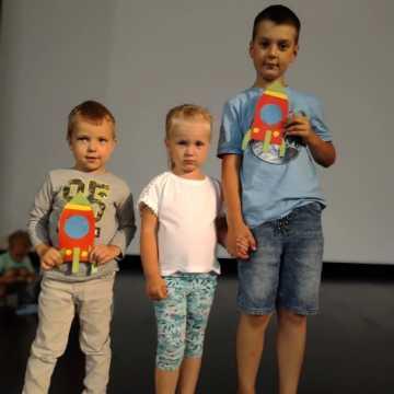 Kosmiczny Poranek Filmowy w MDK w Radomsku