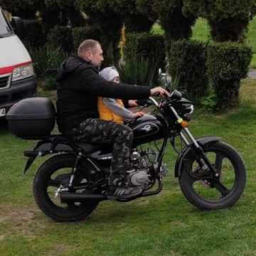 Widziałeś ten motorower?