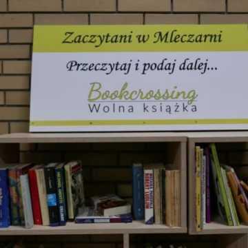 W Starej Mleczarni promują czytelnictwo