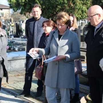 Zakończyła się renowacja grobu rodziny Soczołowskich na Starym Cmentarzu