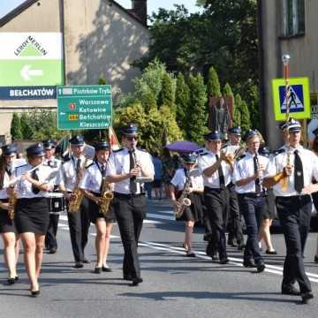 Nowe instrumenty dla Młodzieżowej Orkiestry Dętej OSP w Kamieńsku