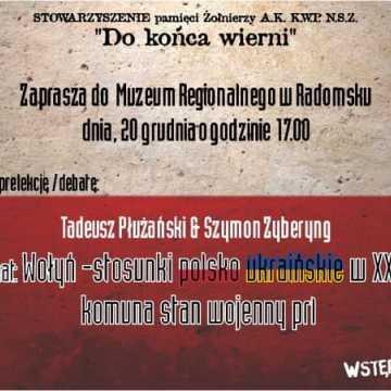 Debata: Wołyń. Stosunki polsko-ukraińskie w XX wieku