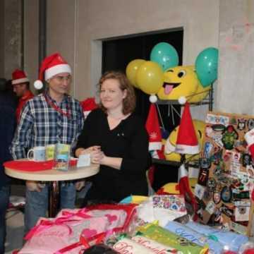 Świąteczny kiermasz w Radomsku