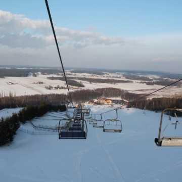 Stok na Górze Kamieńsk przygotowuje się do otwarcia