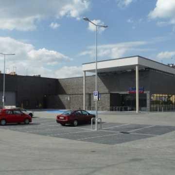 Aldi w nowym parku handlowym w Radomsku
