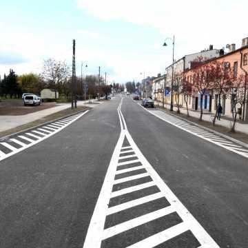 Piotrków Tryb.: Ryneczek po kompleksowej przebudowie