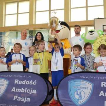 Przedszkole nr 3 zwycięzcą Turnieju w Piłce Nożnej