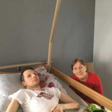Wypadek przekreślił marzenia Rafała.  Potrzebna jest pomoc finansowa na rehabilitację