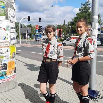 Sąsiedzka integracja w wydaniu radomszczańskich harcerzy