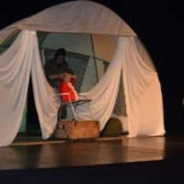 Spektakl na mikołajki w Miejskim Domu Kultury