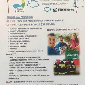 Piknik Rodzinny gminy Radomsko w Strzałkowie