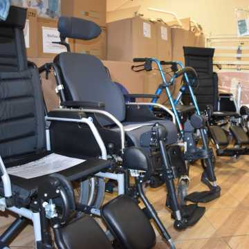 Piotrków Tryb. miejska wypożyczalnia sprzętu rehabilitacyjnego już działa