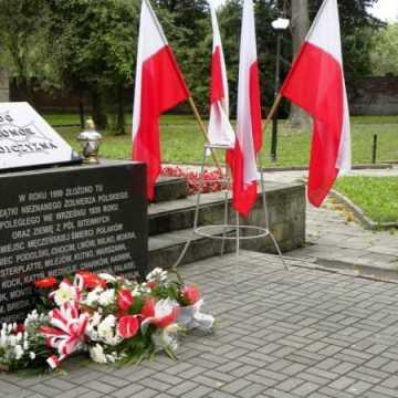 Obchody 79. rocznicy wybuchu II Wojny Światowej w Radomsku