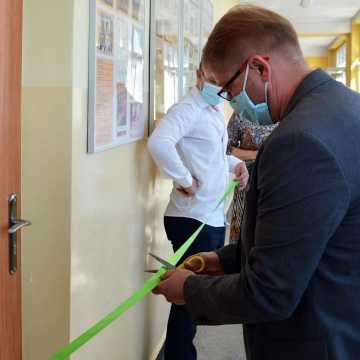 Nowe ekopracownie w powiatowych szkołach