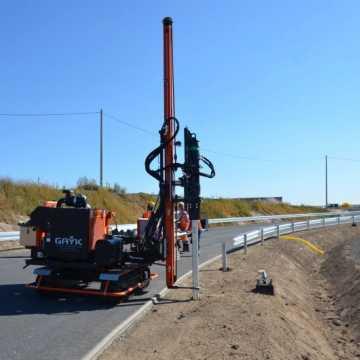 W nocy będą utrudnienia na budowanej autostradzie A1