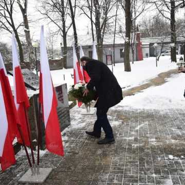 Władze Radomska upamiętniły rocznicę wyzwolenia miasta spod okupacji niemieckiej