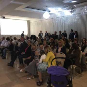Konferencja programowa komitetu Wioletty Pal