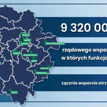 Wsparcie gmin popegeerowskich. Pół miliona dla gm. Żytno