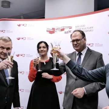 Noworoczne życzenia od prezydenta Jarosław Ferenca i starosty Beaty Pokory