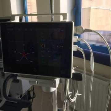 Kleszczów dla szpitala