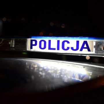 Malutkie: samochód dachował, jedna osoba w szpitalu