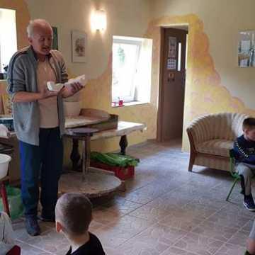 Przedszkolaki z przedszkola nr 9 w Radomsku wiedzą, jak dbać o środowisko