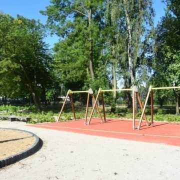 Otwarcie parku Świętojańskiego, w czwartek 10 października
