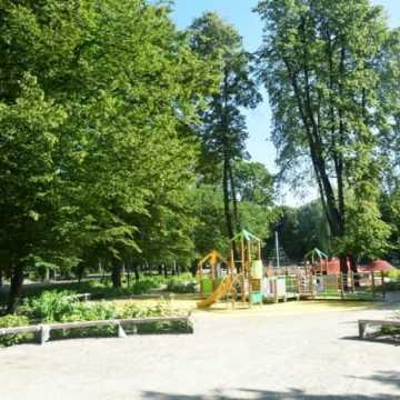 Park Świętojański po metamorfozie