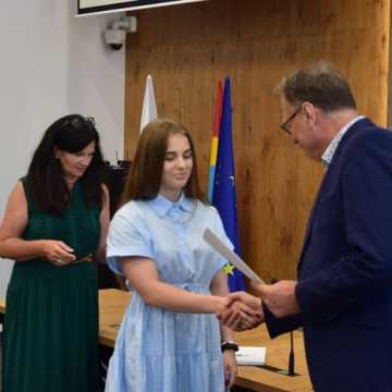 Najlepsi sportowcy otrzymali Stypendia Prezydenta Radomska