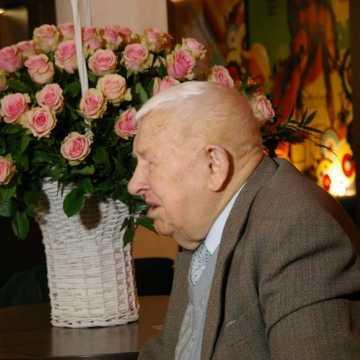 Radomszczanin Wacław Cieślak świętuje 100 urodziny