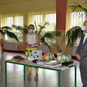 W Kamieńsku wręczono nagrody w ekologicznym konkursie