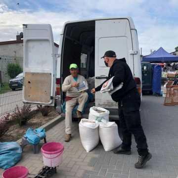 W Kamieńsku zachęcali do głosowania na Rafała Trzaskowskiego