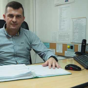 Marcin Sowa pokieruje Referatem Rejestracji Pojazdów