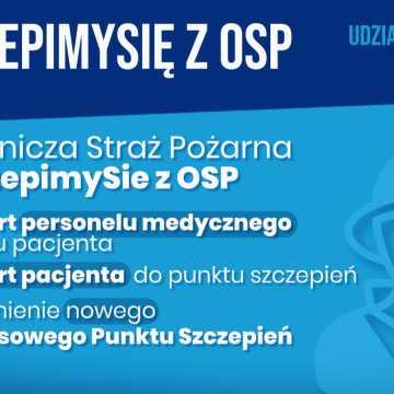 Akcja #SzczepimySię z OSP