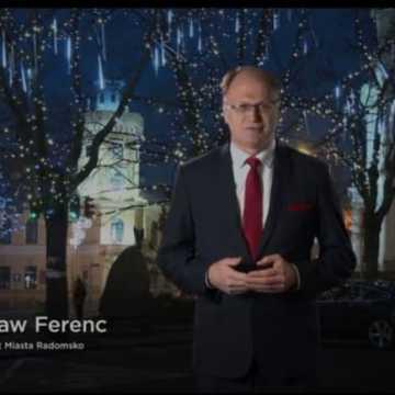 Życzenia świąteczne prezydenta Jarosława Ferenca