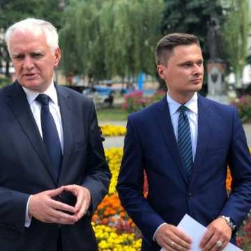 Jarosław Gowin przyjedzie do Radomska