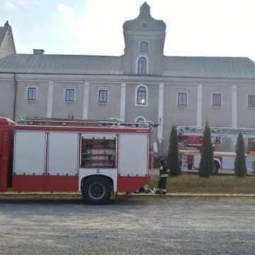 Strażacy ćwiczyli w kościele
