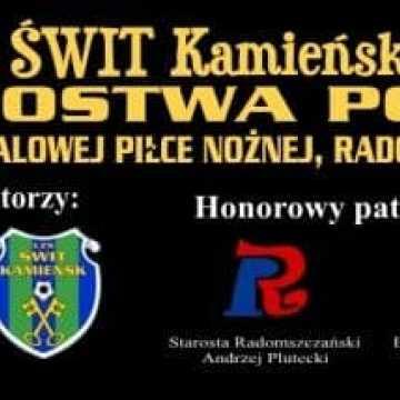 Piłkarskie Mistrzostwa Powiatu Radomszczańskiego LZS