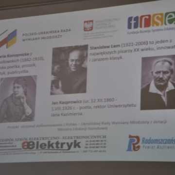 """Kierunek uczniów z I LO i """"Elektryka"""": Ukraina  - Równe"""