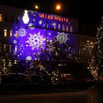 Świąteczna iluminacja Radomska rozbłyśnie 6 grudnia. Będą nowe elementy