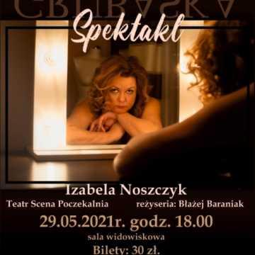 "Monodram ""Grubaska"" w MDK w Radomsku"